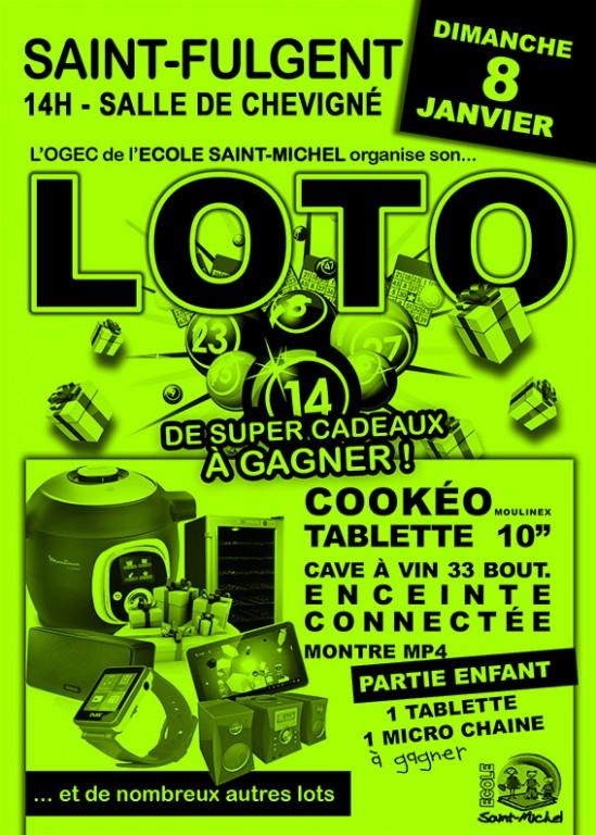 Loto de l cole saint michel ecole saint michel for Loto dans 01
