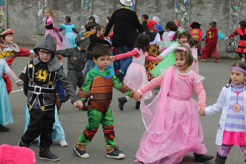 Carnaval de l'école