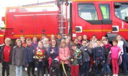 Pompiers en cycle 2